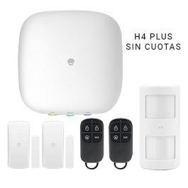 KIT DE ALARMA CHUANGO H4PLUS